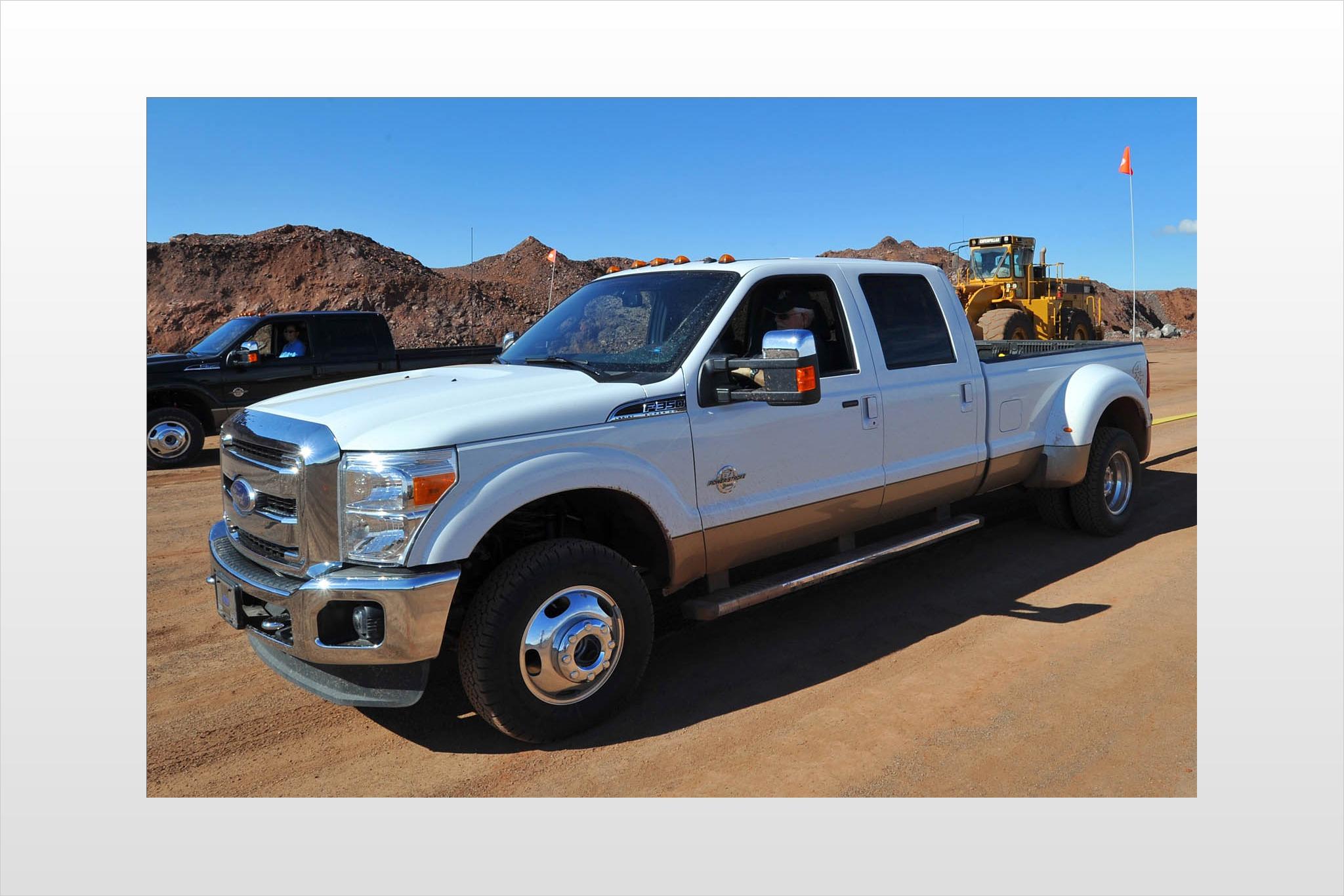 2012 ford f 350 super duty crew cab pickup lariat fq oem 1 2048