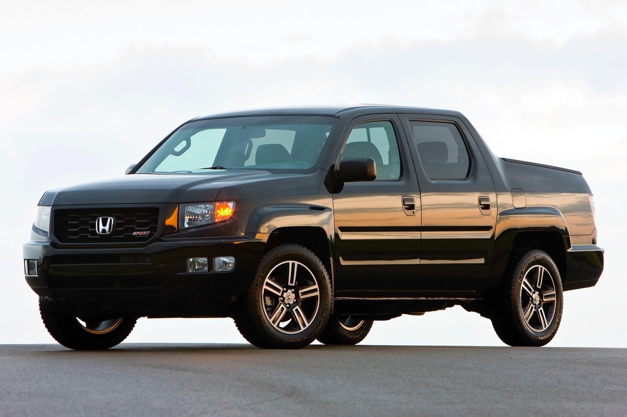 2012 honda ridgeline crew cab pickup sport fq oem 4 2048