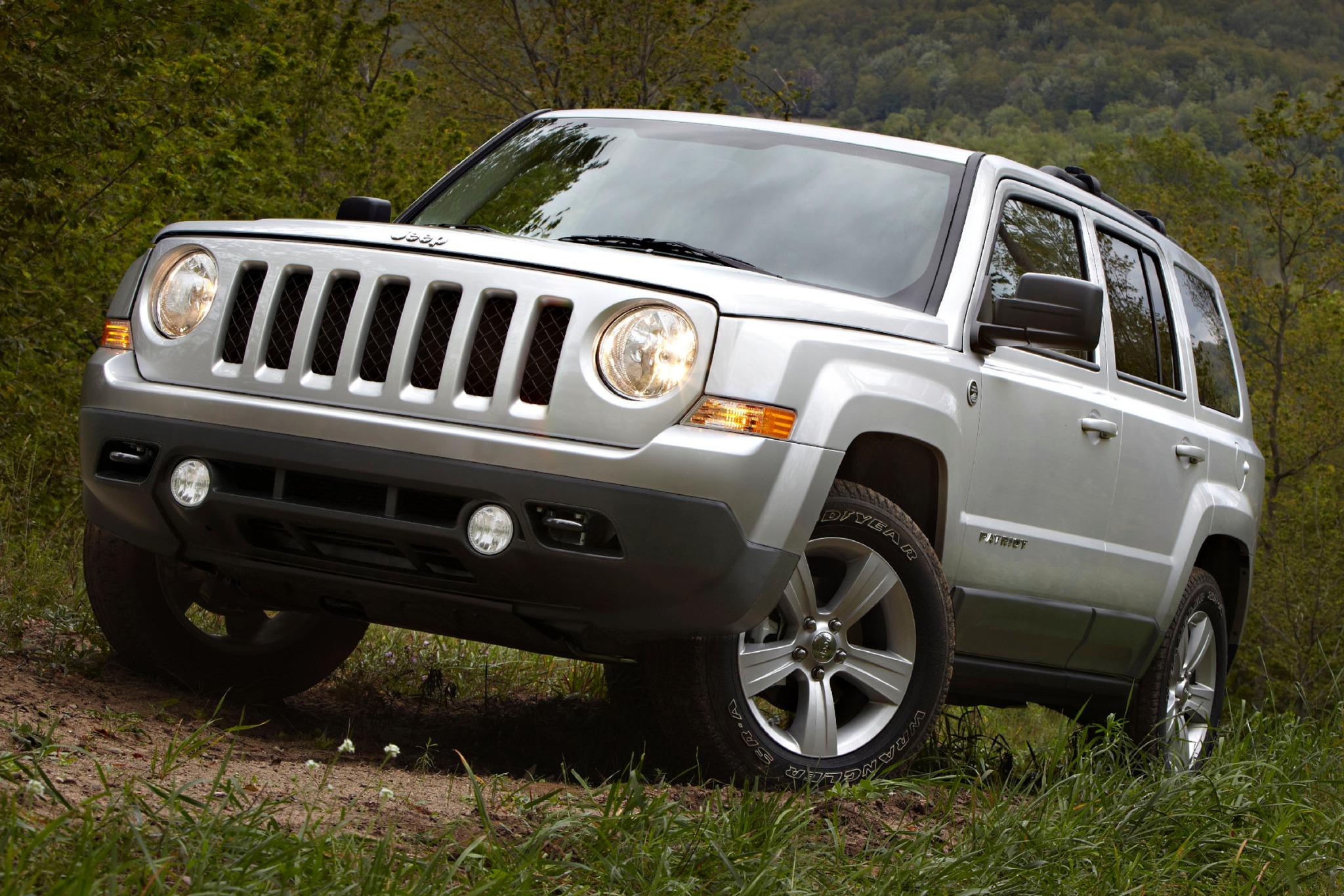 2012 jeep patriot 4dr suv latitude fq oem 5 2048