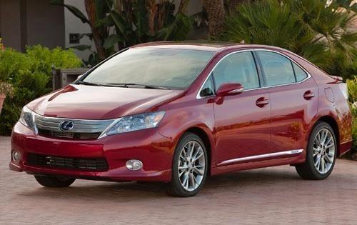 2012 lexus hs 250h sedan premium fq oem 2 500