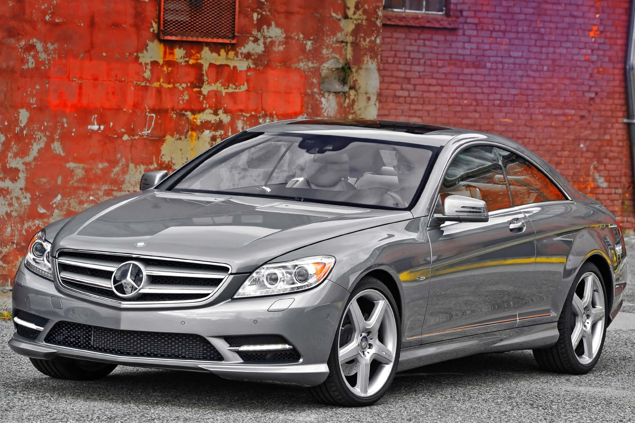 2012 mercedes benz cl class coupe cl550 4matic fq oem 5 2048