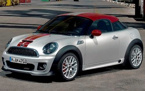 2012 mini cooper coupe 2dr hatchback john cooper works fq oem 1 500