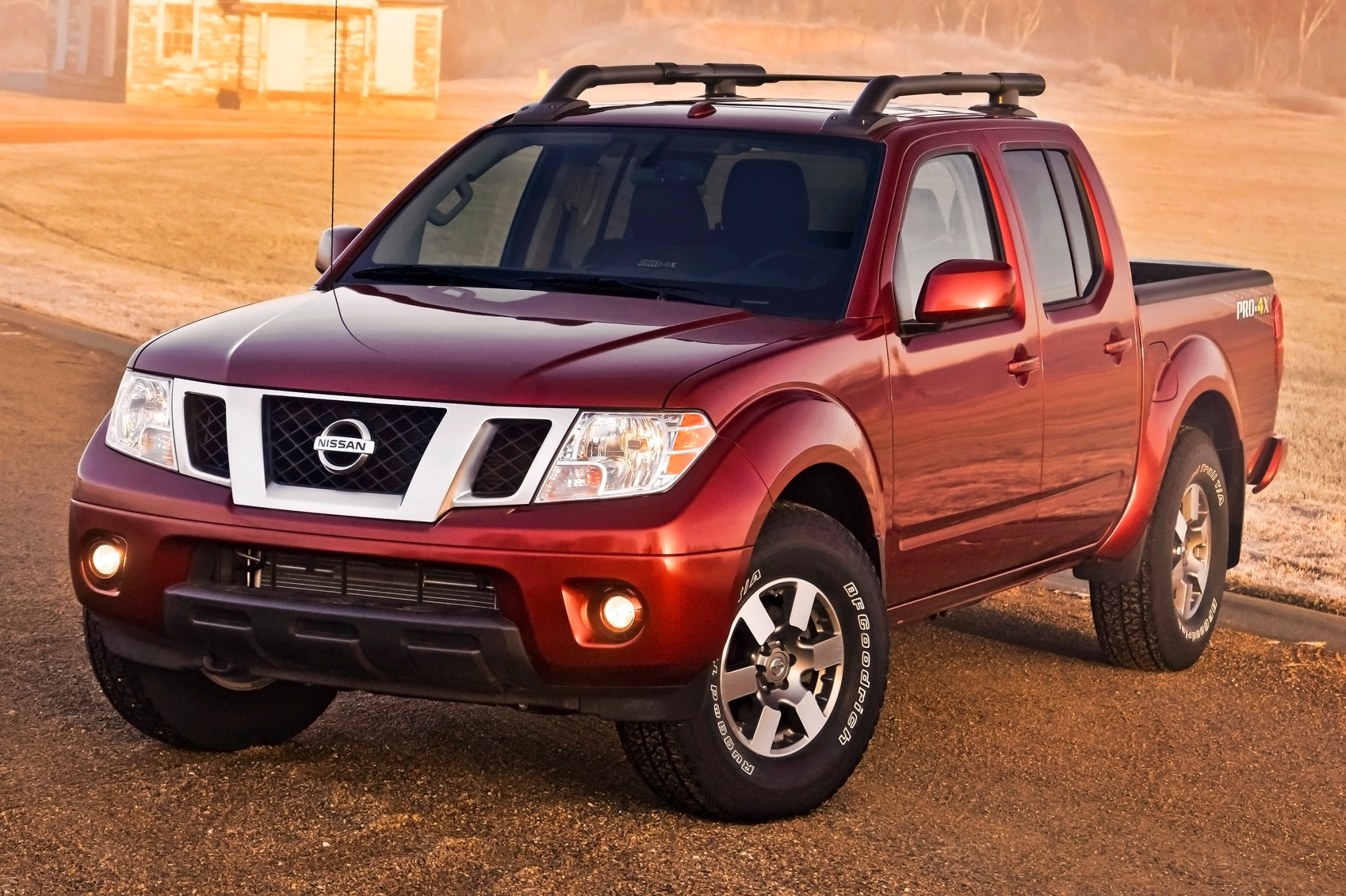 2012 nissan frontier crew cab pickup pro 4x fq oem 3 2048