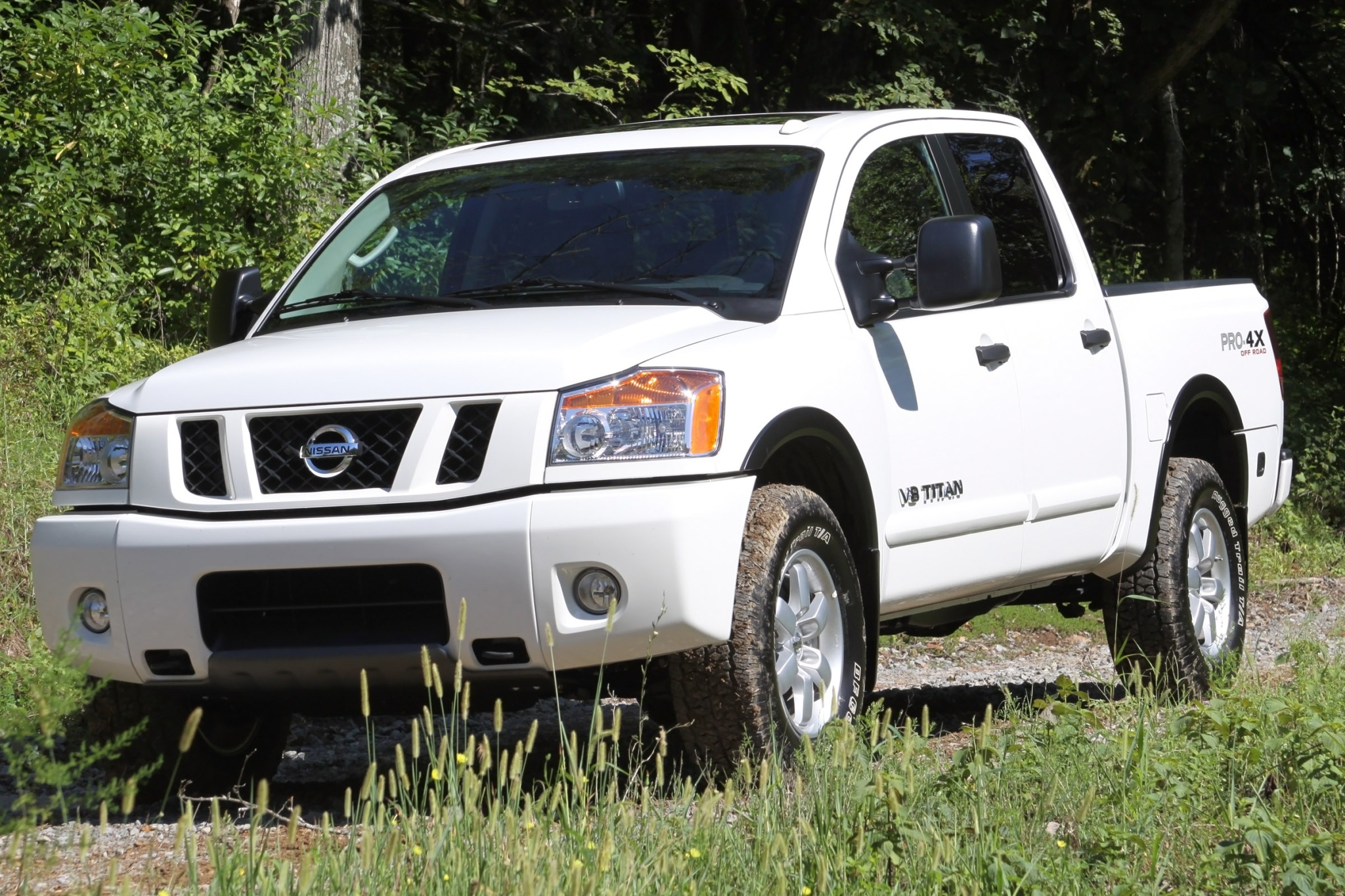 2012 nissan titan crew cab pickup pro 4x fq oem 4 2048