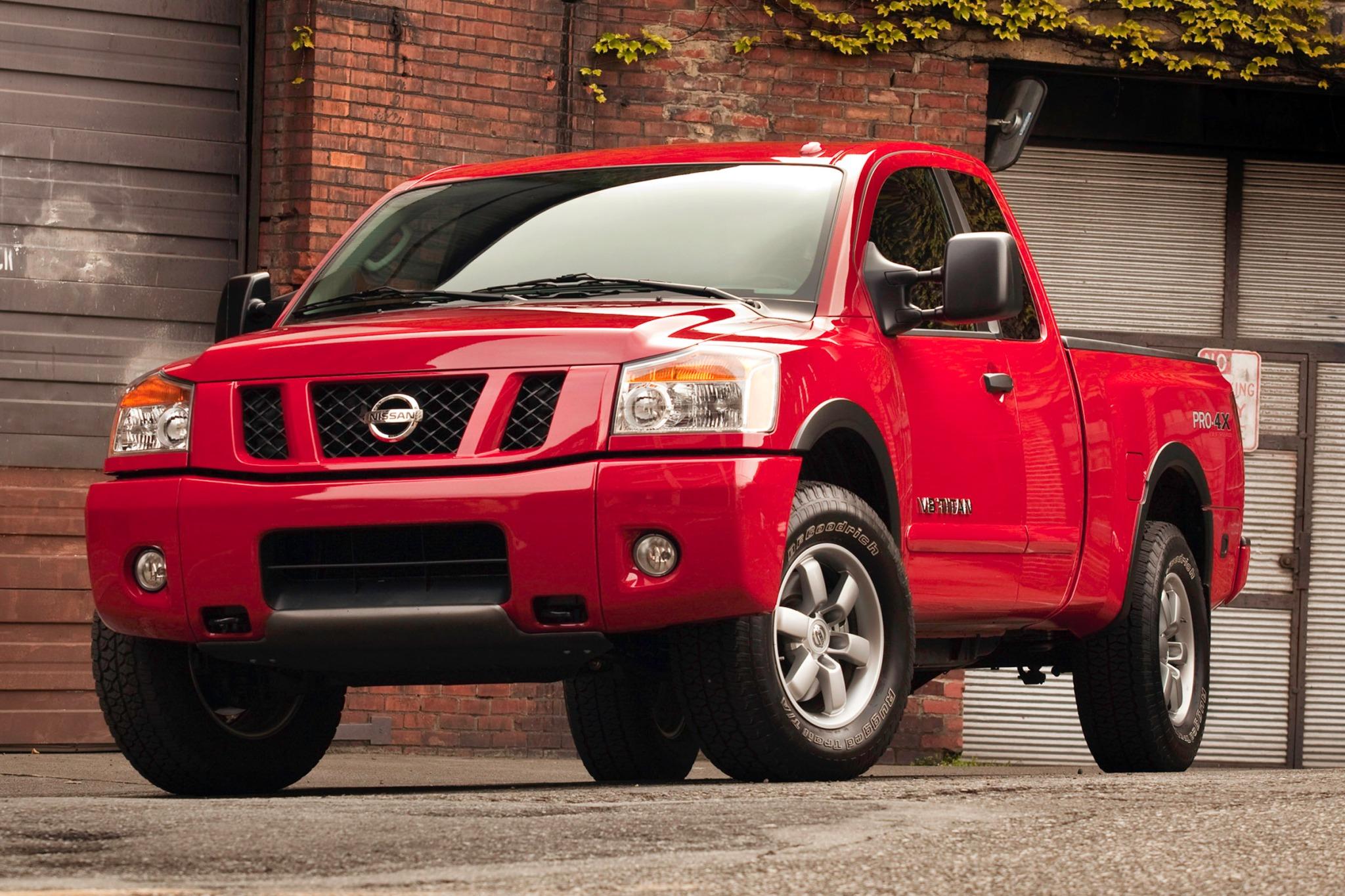 2012 nissan titan extended cab pickup pro 4x fq oem 10 2048