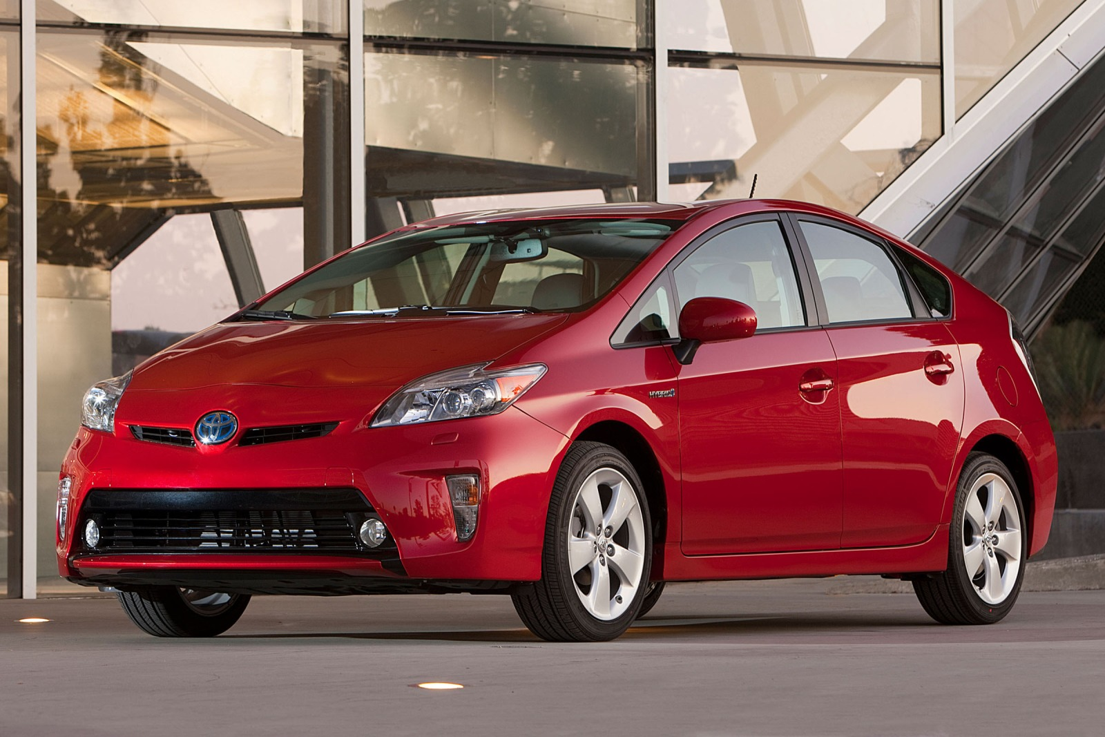 2012 toyota prius 4dr hatchback five fq oem 5 1600