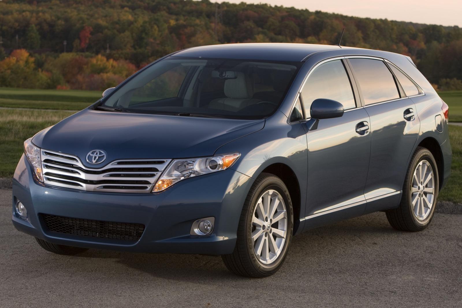 2012 toyota venza wagon xle fq oem 2 1600