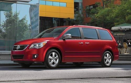 2012 volkswagen routan passenger minivan sel premium fq oem 2 500