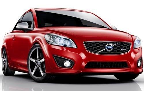 2012 volvo c30 2dr hatchback t5 r design fq oem 1 500