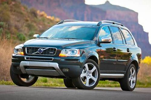 Maintenance Schedule for 2012 Volvo XC90 | Openbay