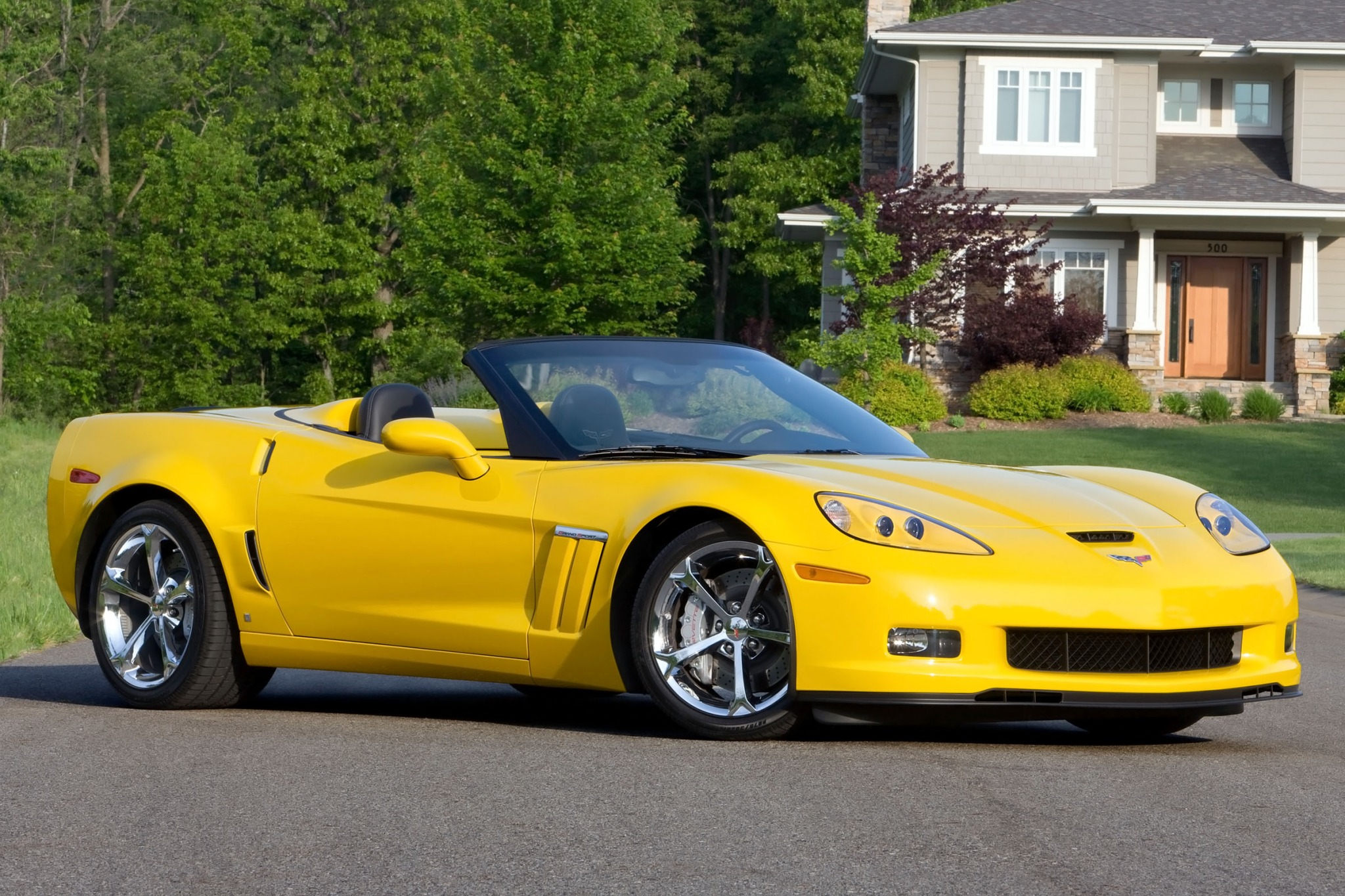 2013 chevrolet corvette convertible gs fq oem 1 2048