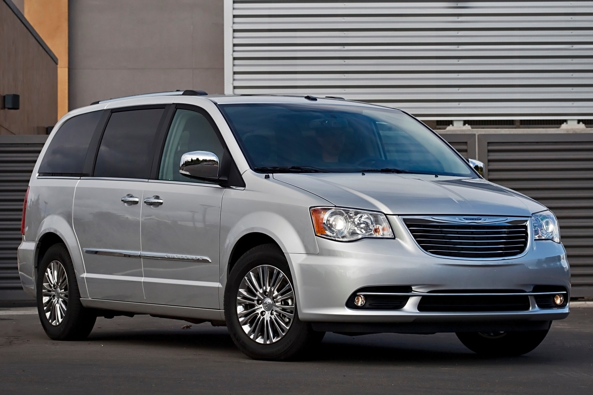 Maintenance Schedule for 2014 Chrysler Town and Country