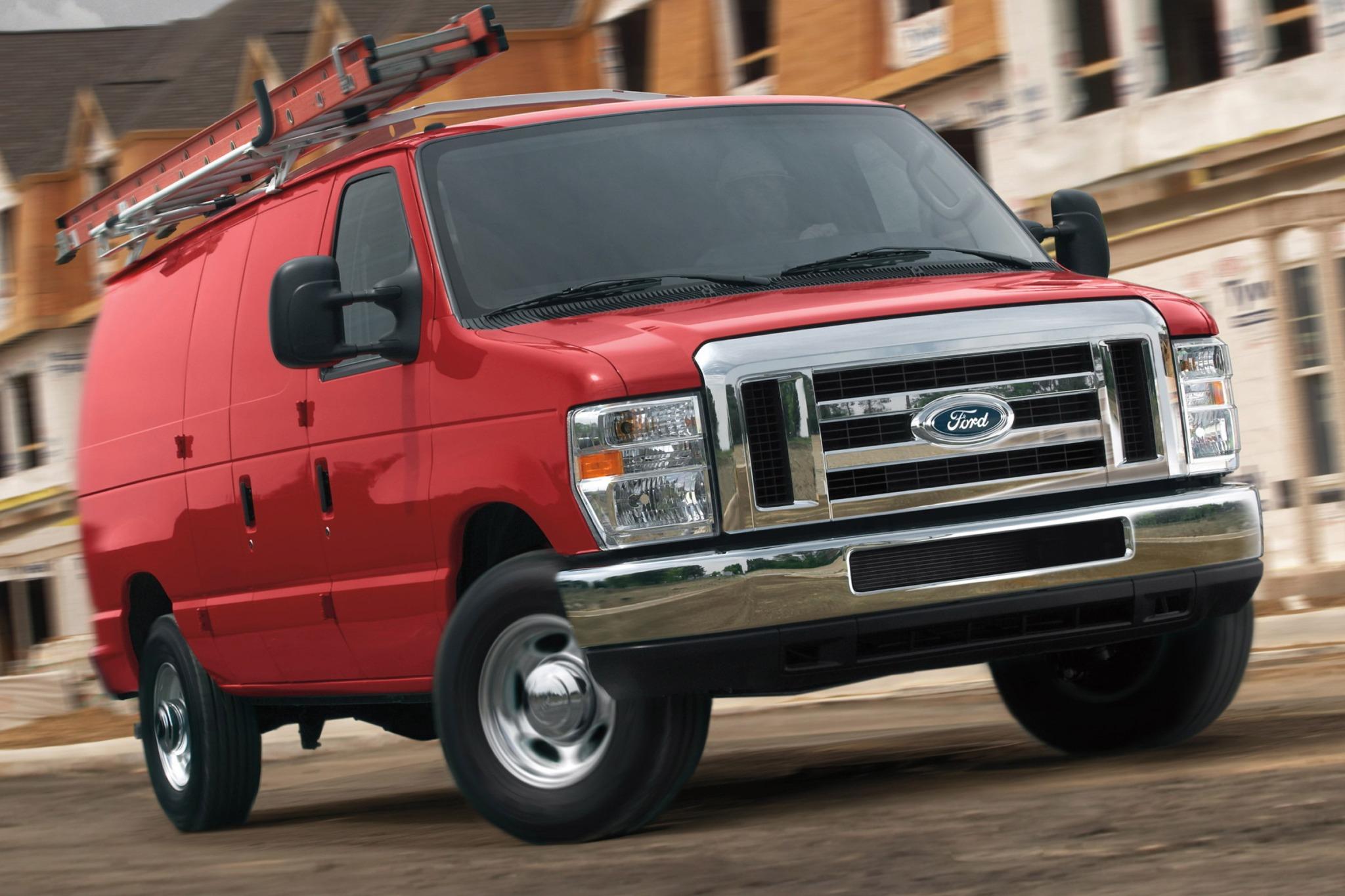 2013 ford e series van cargo van e 150 fq oem 2 2048