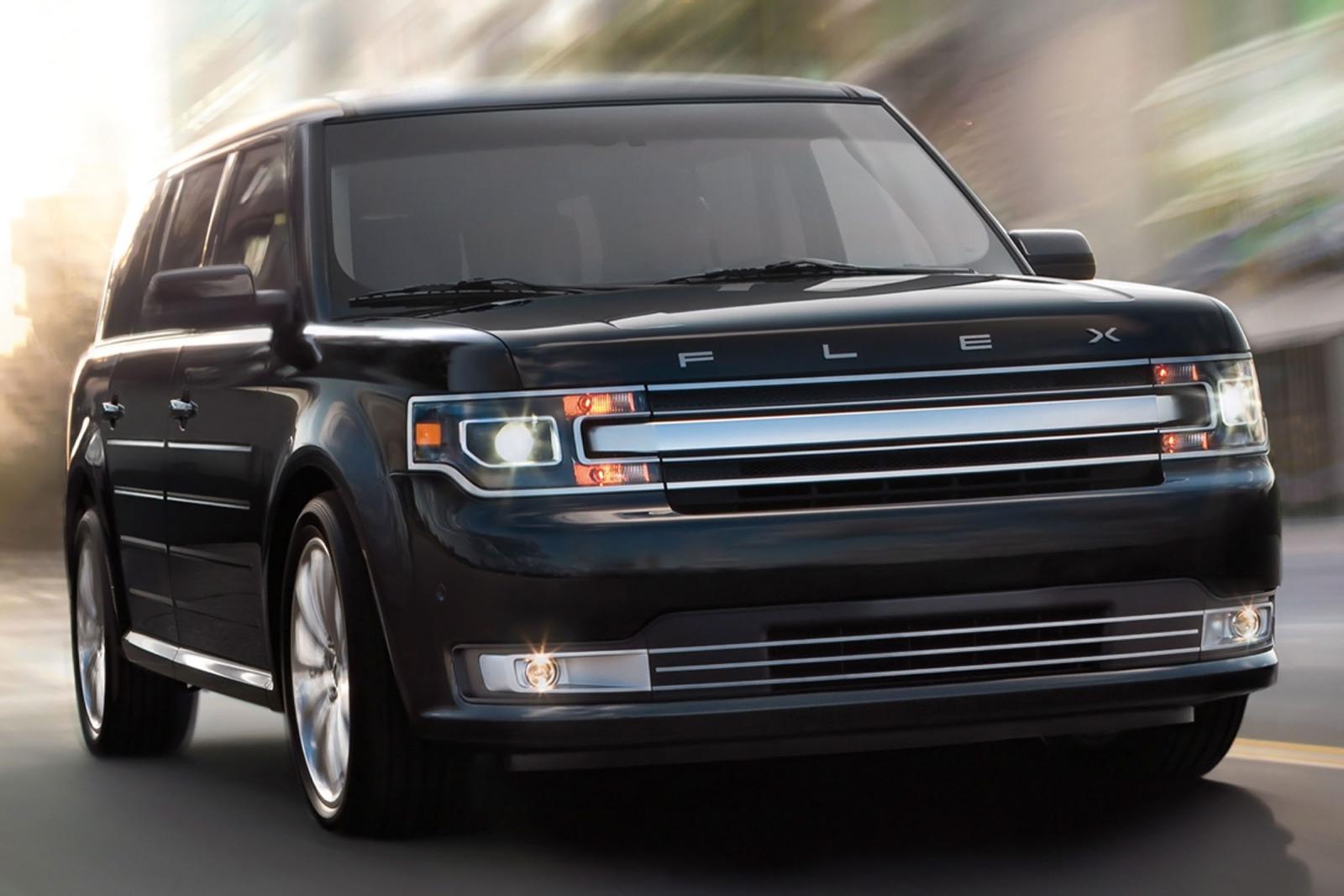 2013 ford flex wagon limited fq oem 1 1600