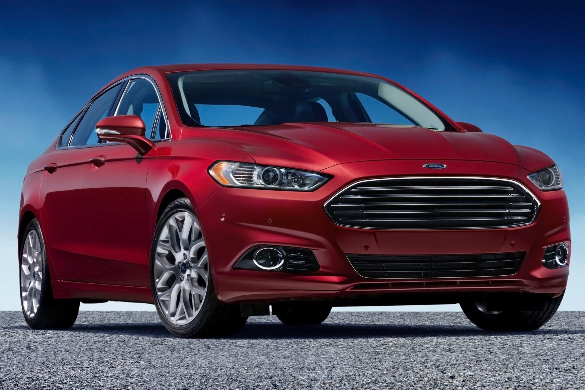 2013 ford fusion sedan titanium fq oem 1 2048