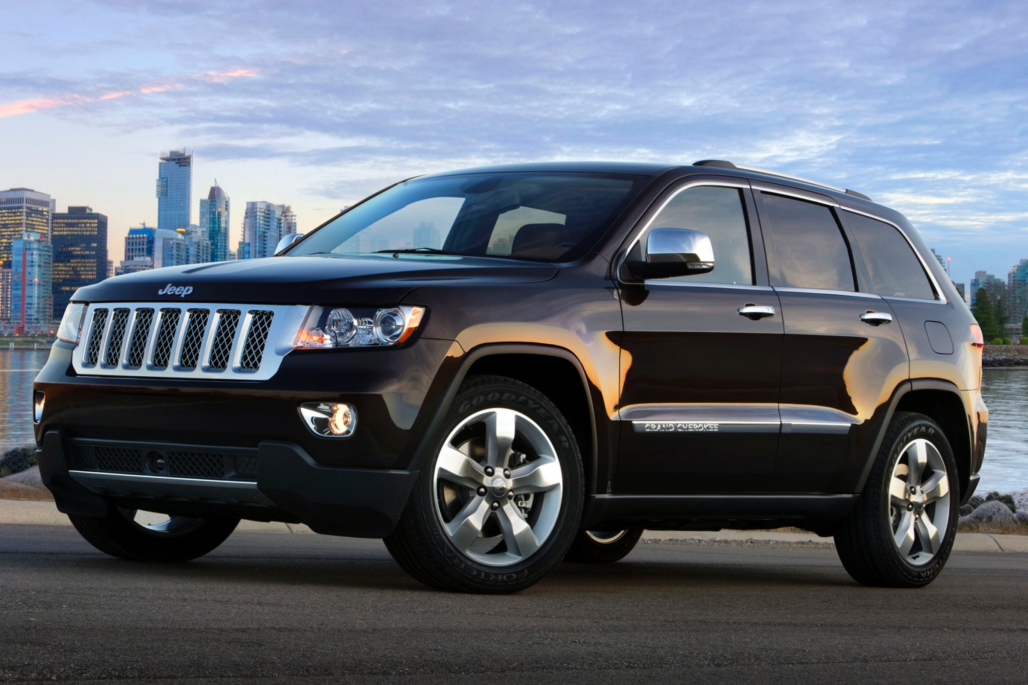 2013 jeep grand cherokee 4dr suv overland fq oem 5 2048