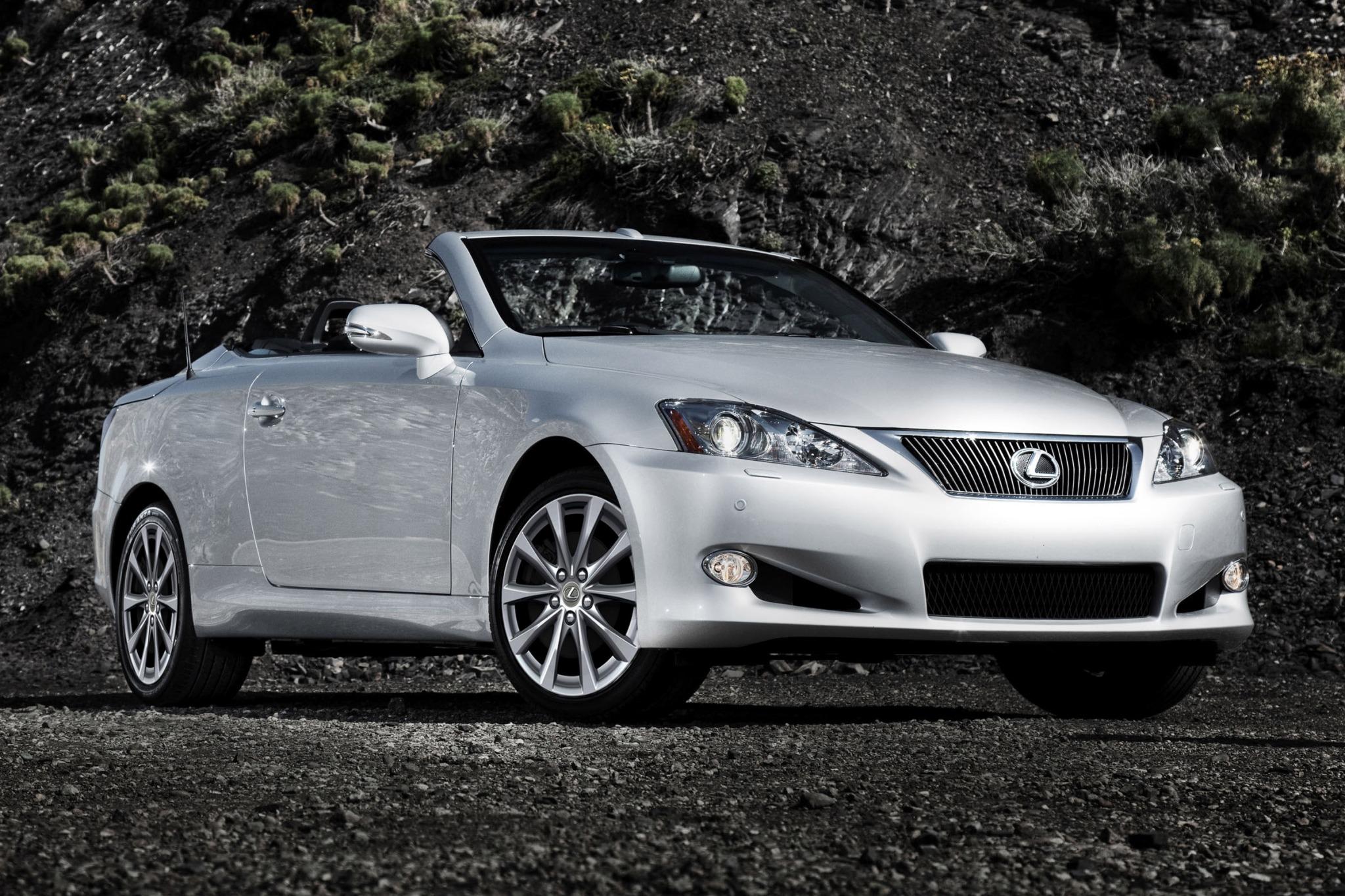 2013 lexus is 350 c convertible base fq oem 1 2048