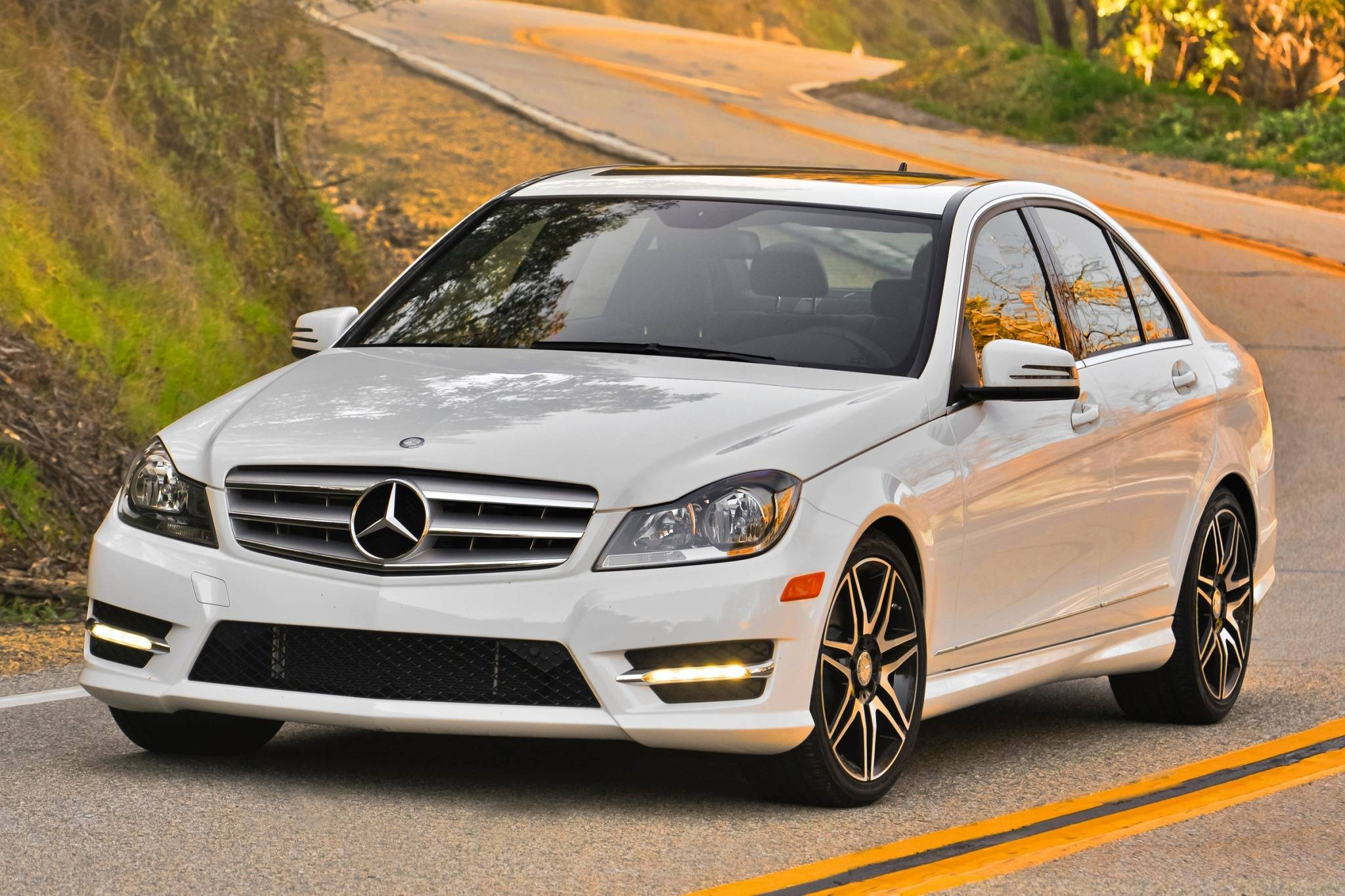 Maintenance schedule for 2013 mercedes benz c class openbay for Mercedes benz maintenance schedule