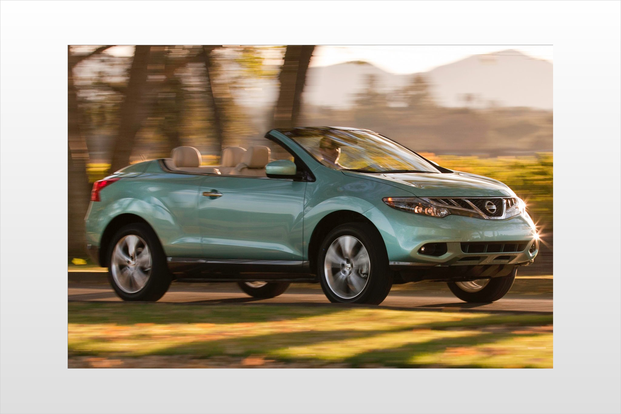 2013 nissan murano crosscabriolet convertible suv base fq oem 1 2048