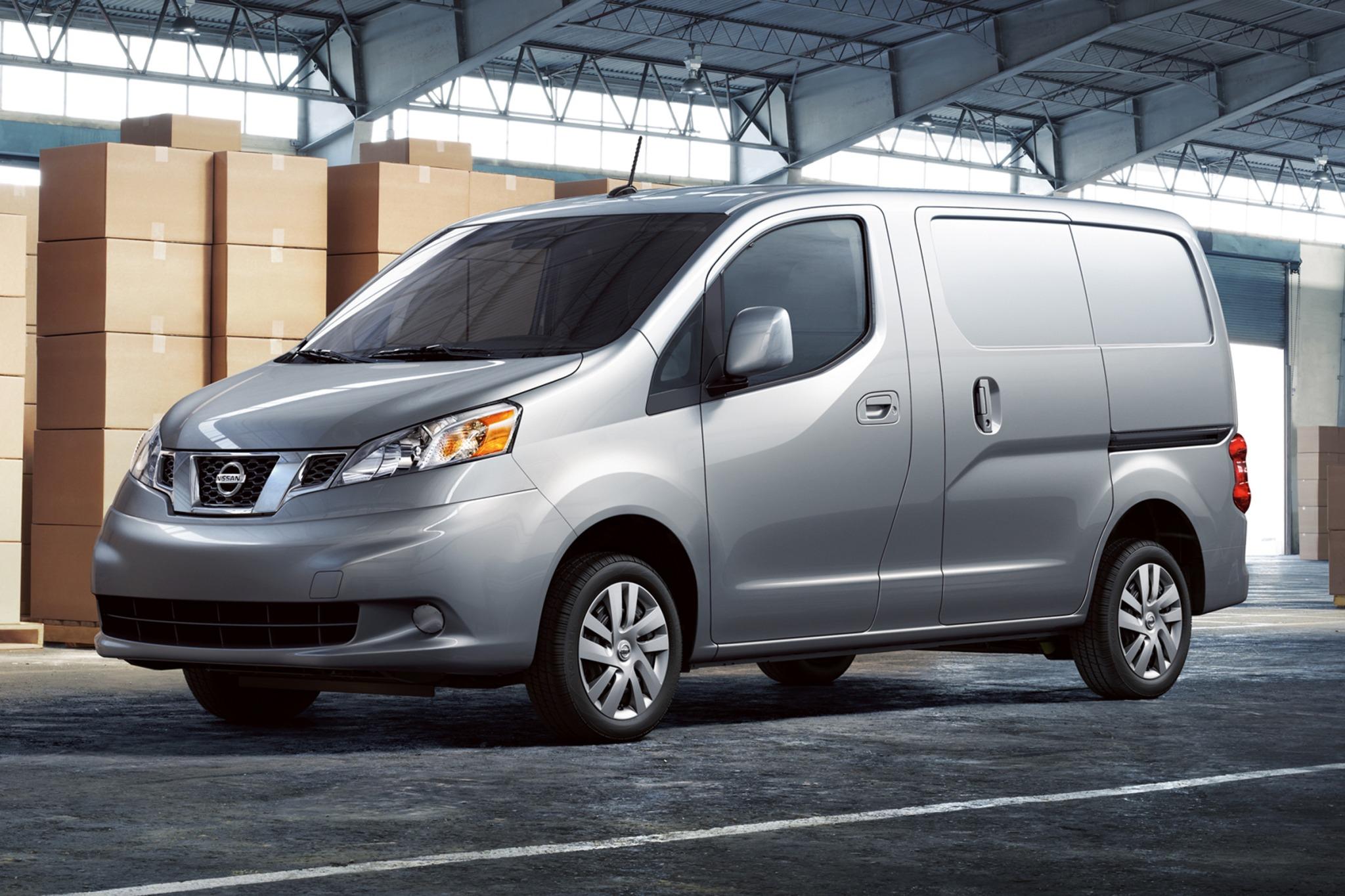 2013 nissan nv200 cargo minivan sv fq oem 2 2048