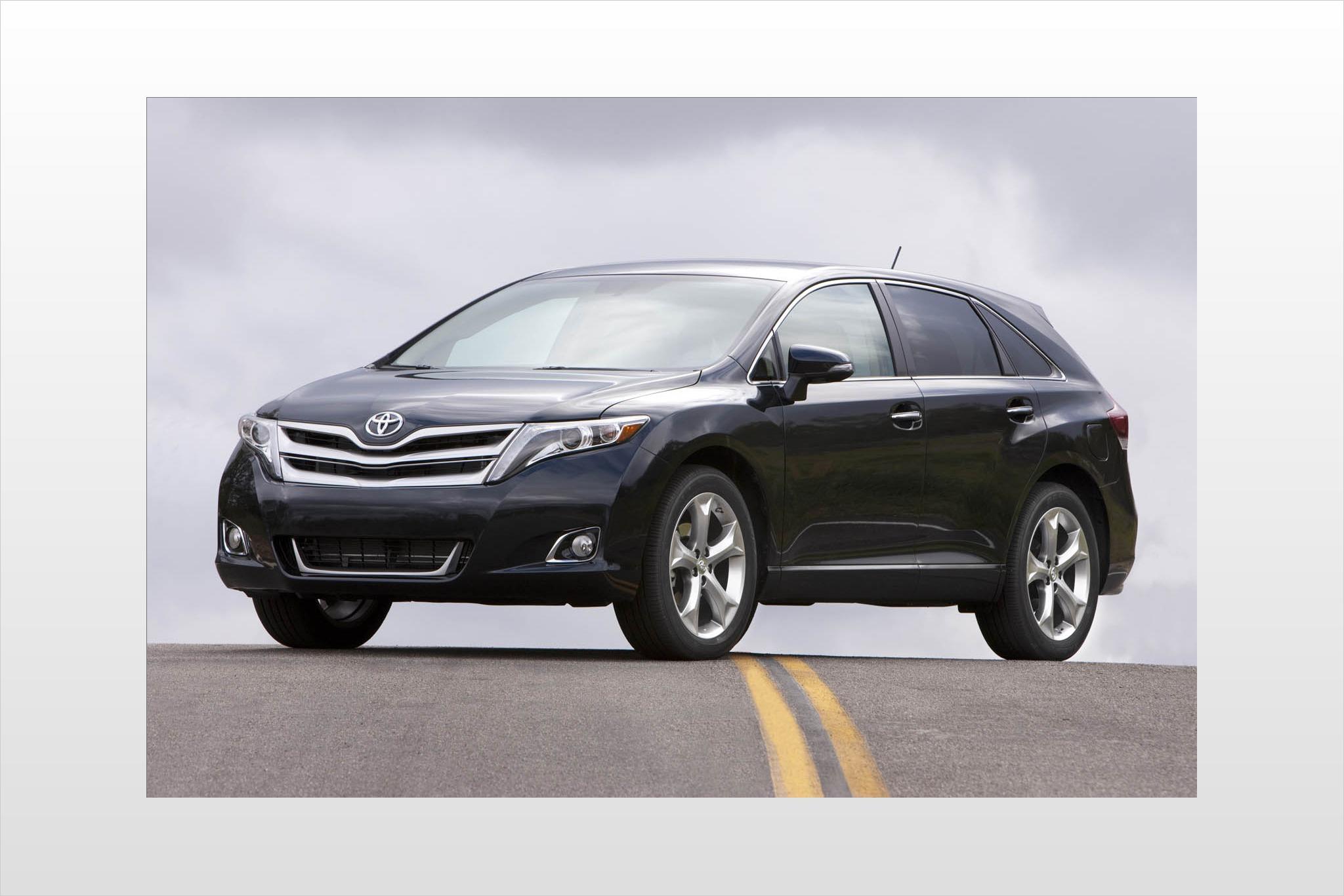 2013 toyota venza wagon limited fq oem 1 2048