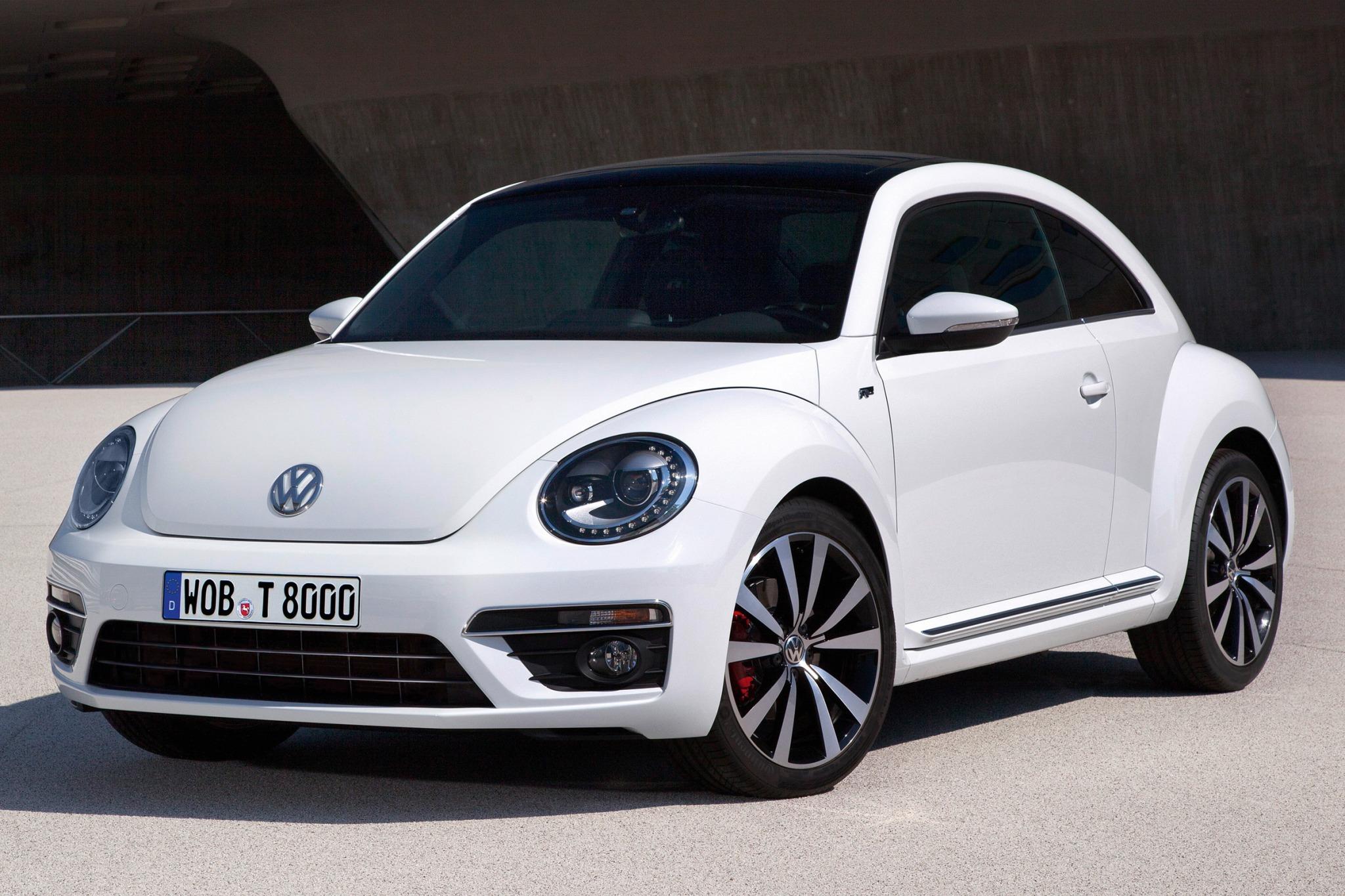 2013 volkswagen beetle 2dr hatchback r line fq oem 2 2048