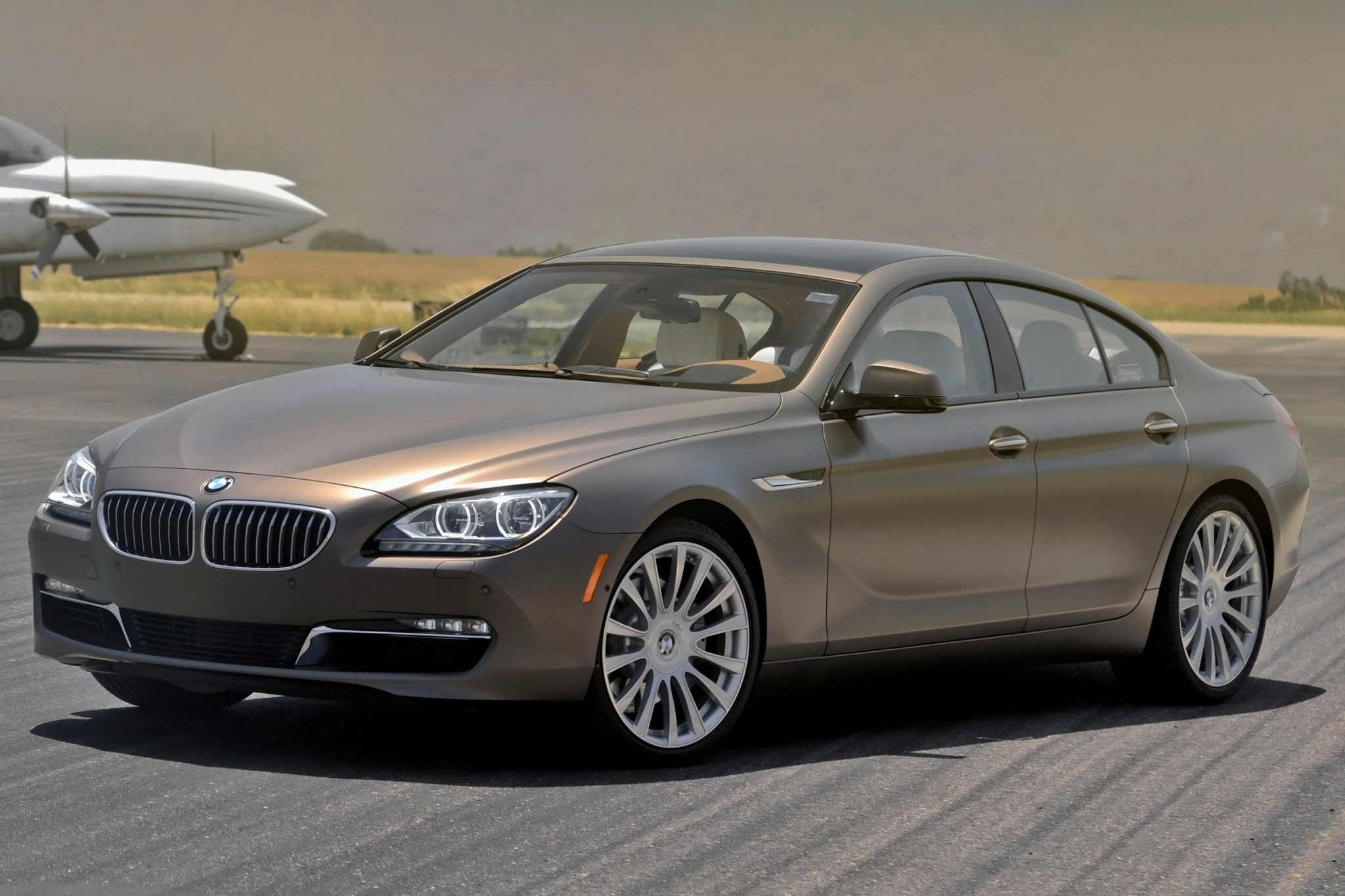 2014 bmw 6 series gran coupe sedan 640i fq oem 6 2048