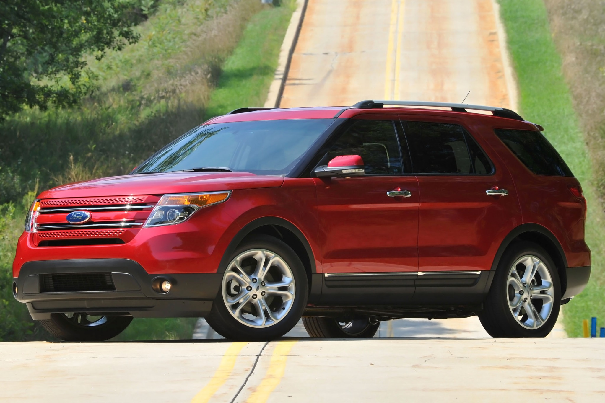 2014 ford explorer 4dr suv limited fq oem 1 2048