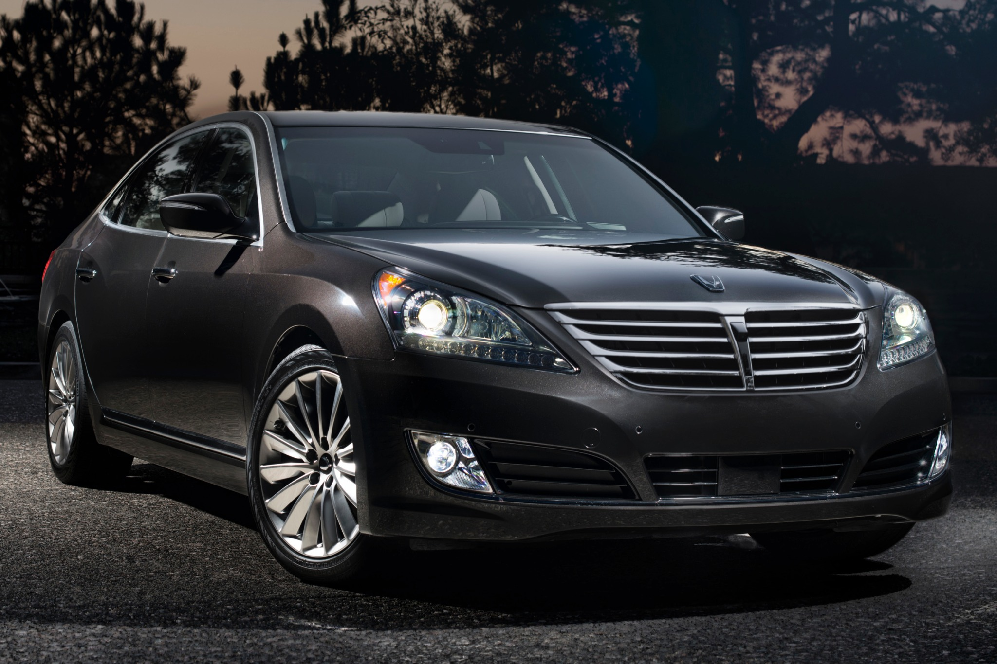 2014 hyundai equus sedan ultimate fq oem 1 2048
