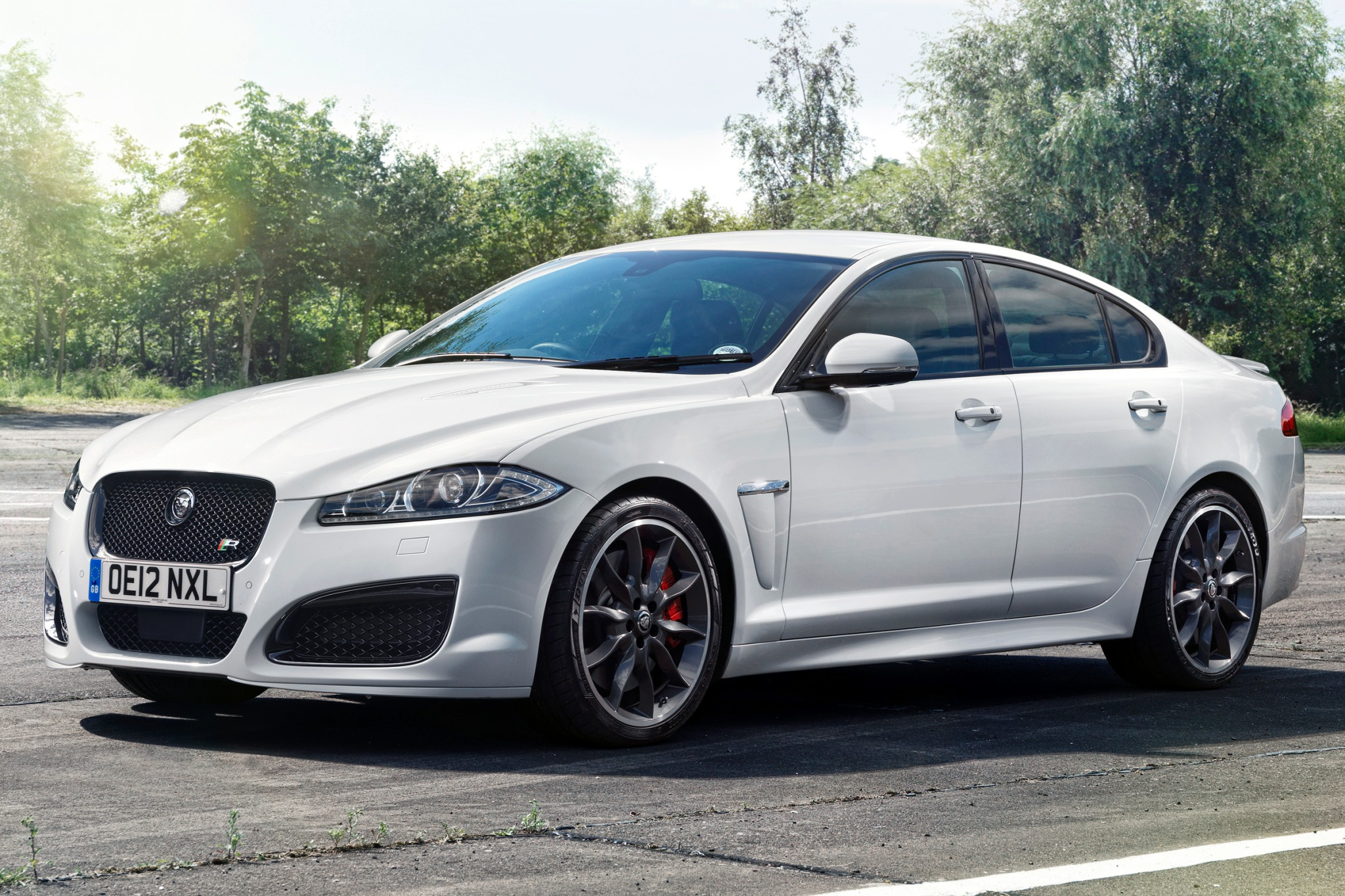 2014 jaguar xf sedan xfr fq oem 2 2048