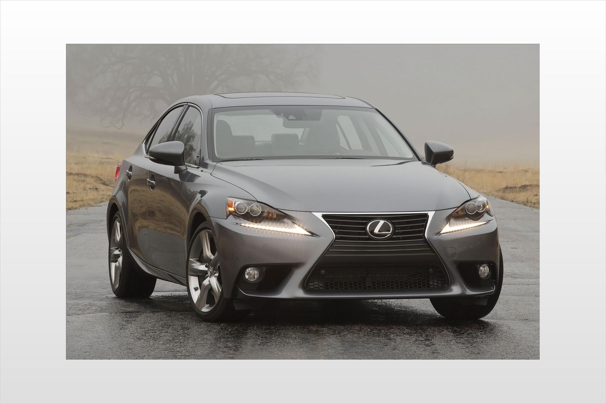 2014 lexus is 350 sedan base fq oem 4 2048