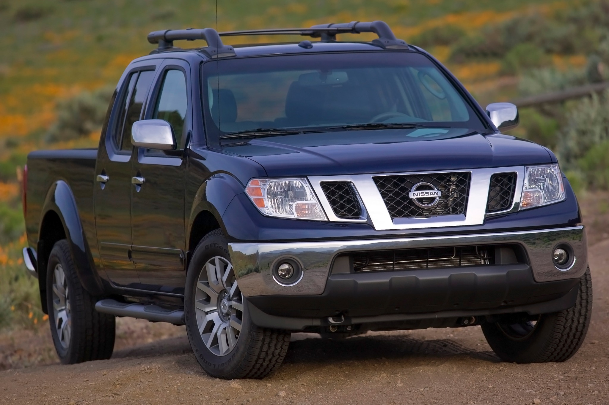 2014 nissan frontier crew cab pickup sl fq oem 1 2048