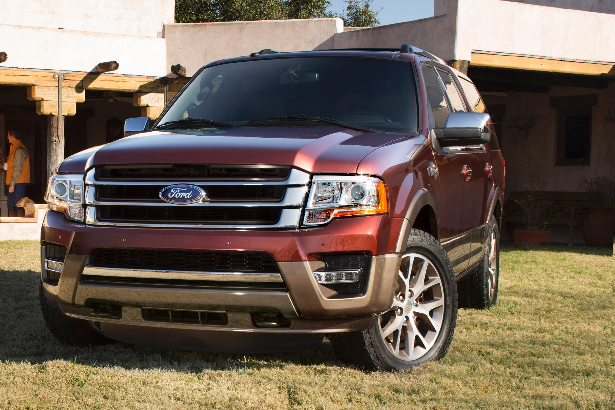 2015 ford expedition 4dr suv king ranch fq oem 1 2048