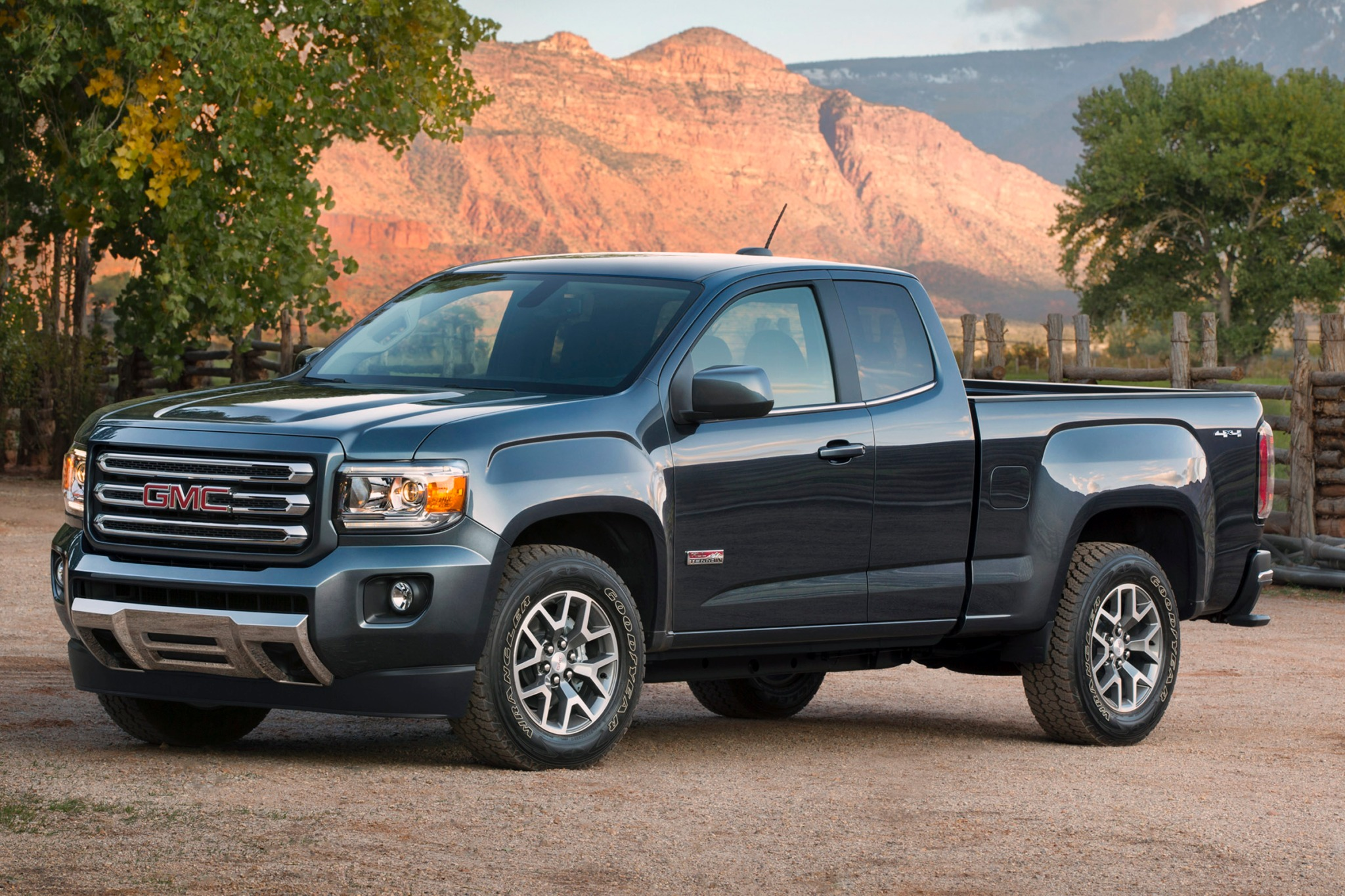2015 gmc canyon extended cab pickup slt fq oem 1 2048