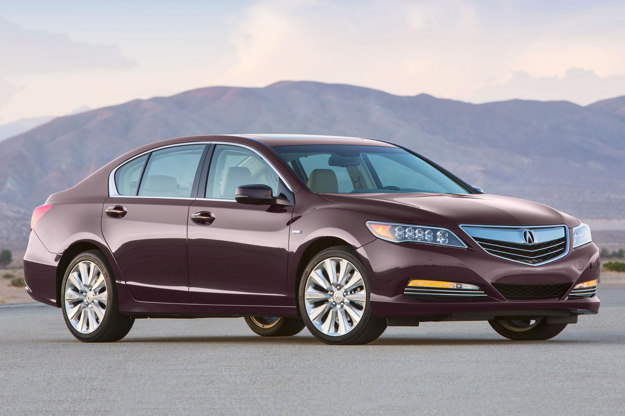 2016 acura rlx sedan sport hybrid sh awd wadvance package fq oem 1 2048