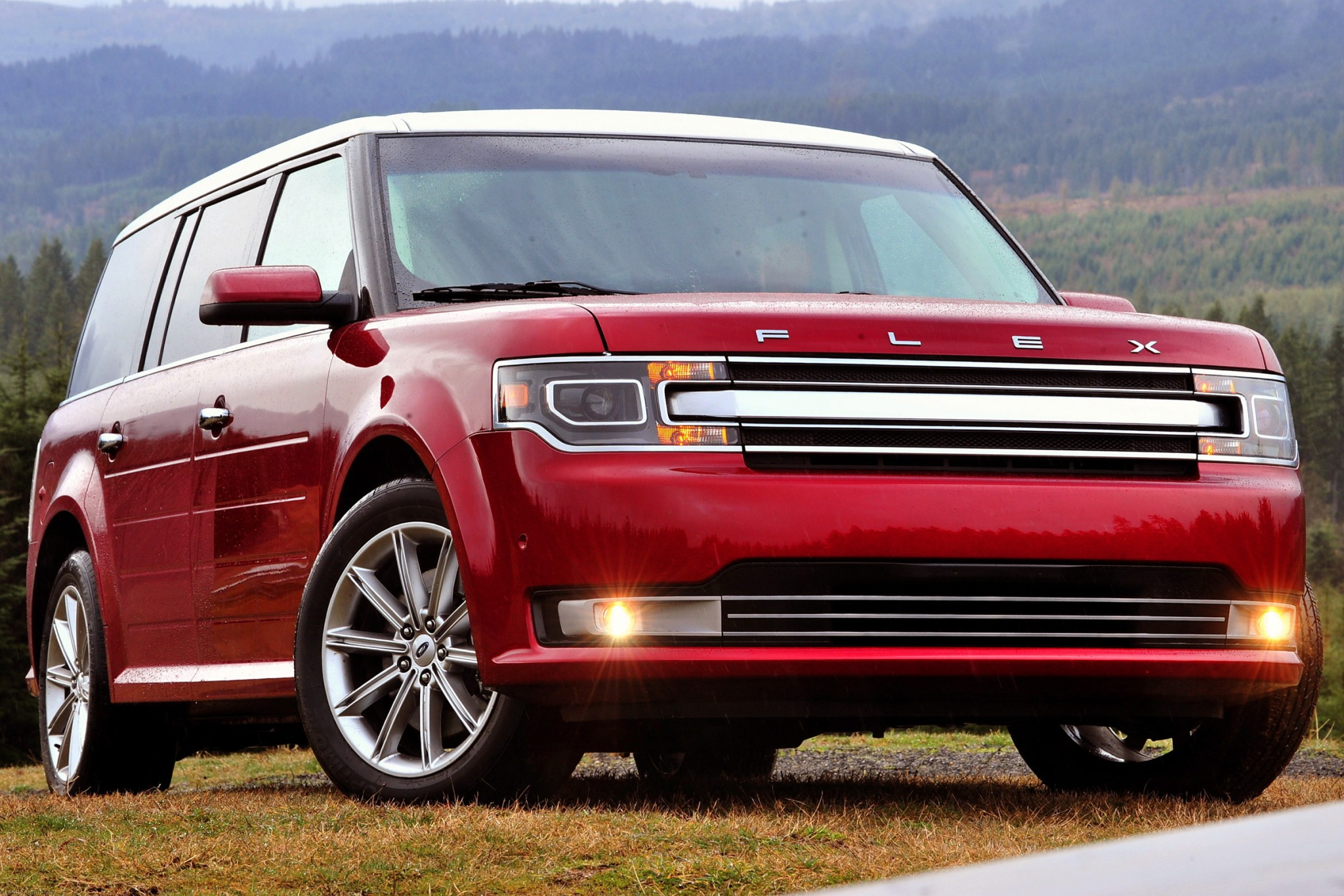 2016 ford flex wagon limited fq oem 1 2048
