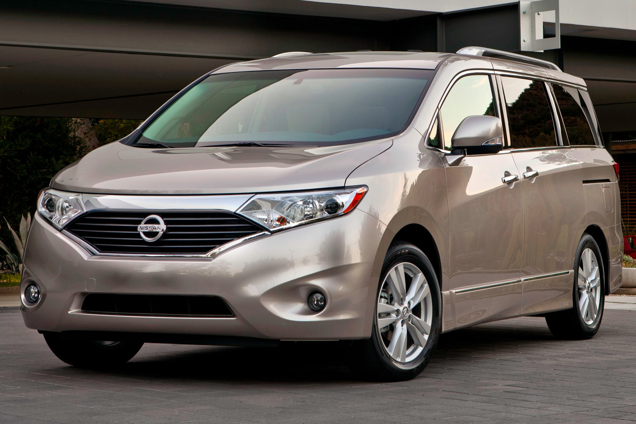 2016 nissan quest passenger minivan platinum fq oem 1 2048