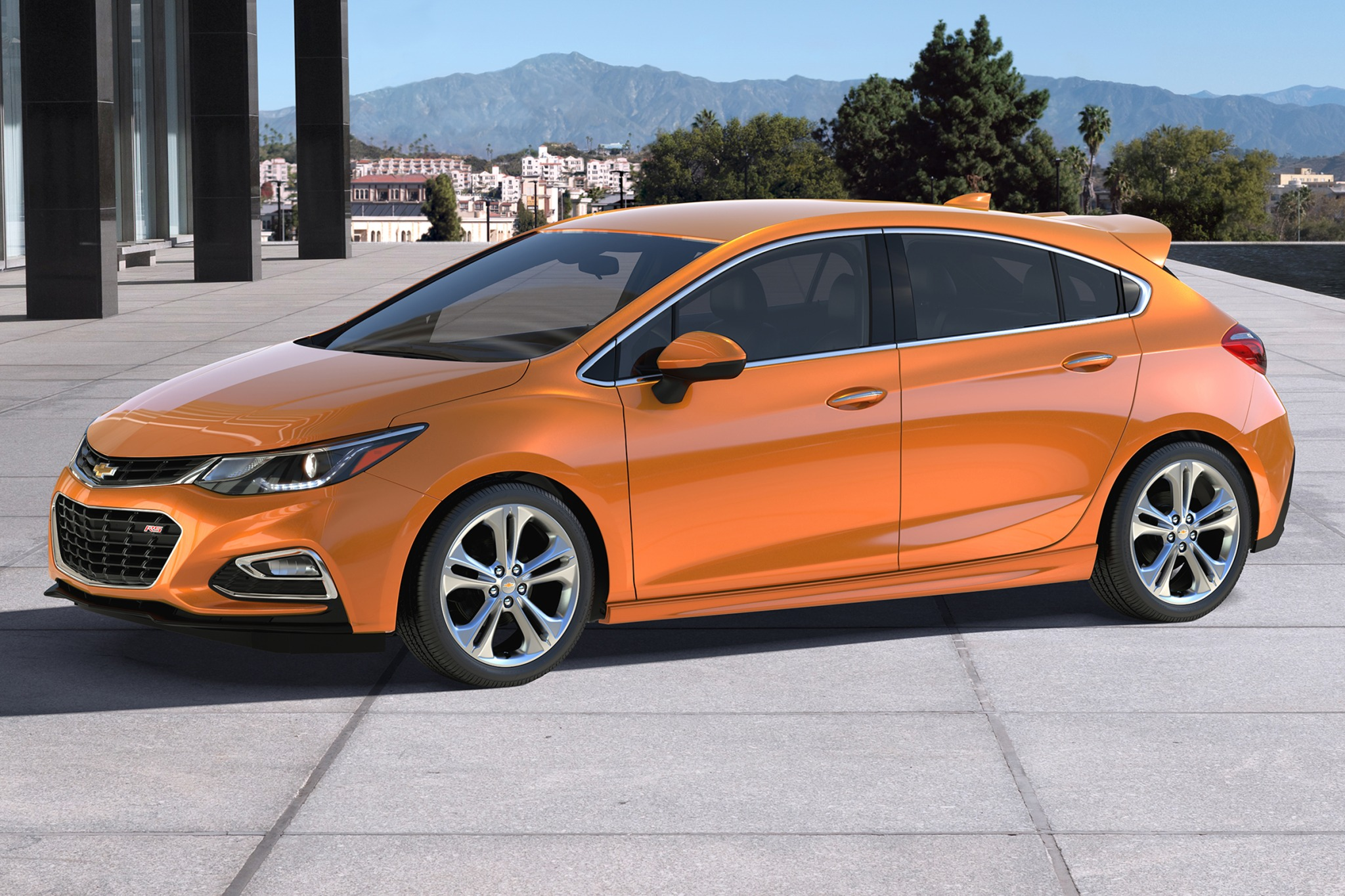 Maintenance Schedule for Chevrolet Cruze | Openbay