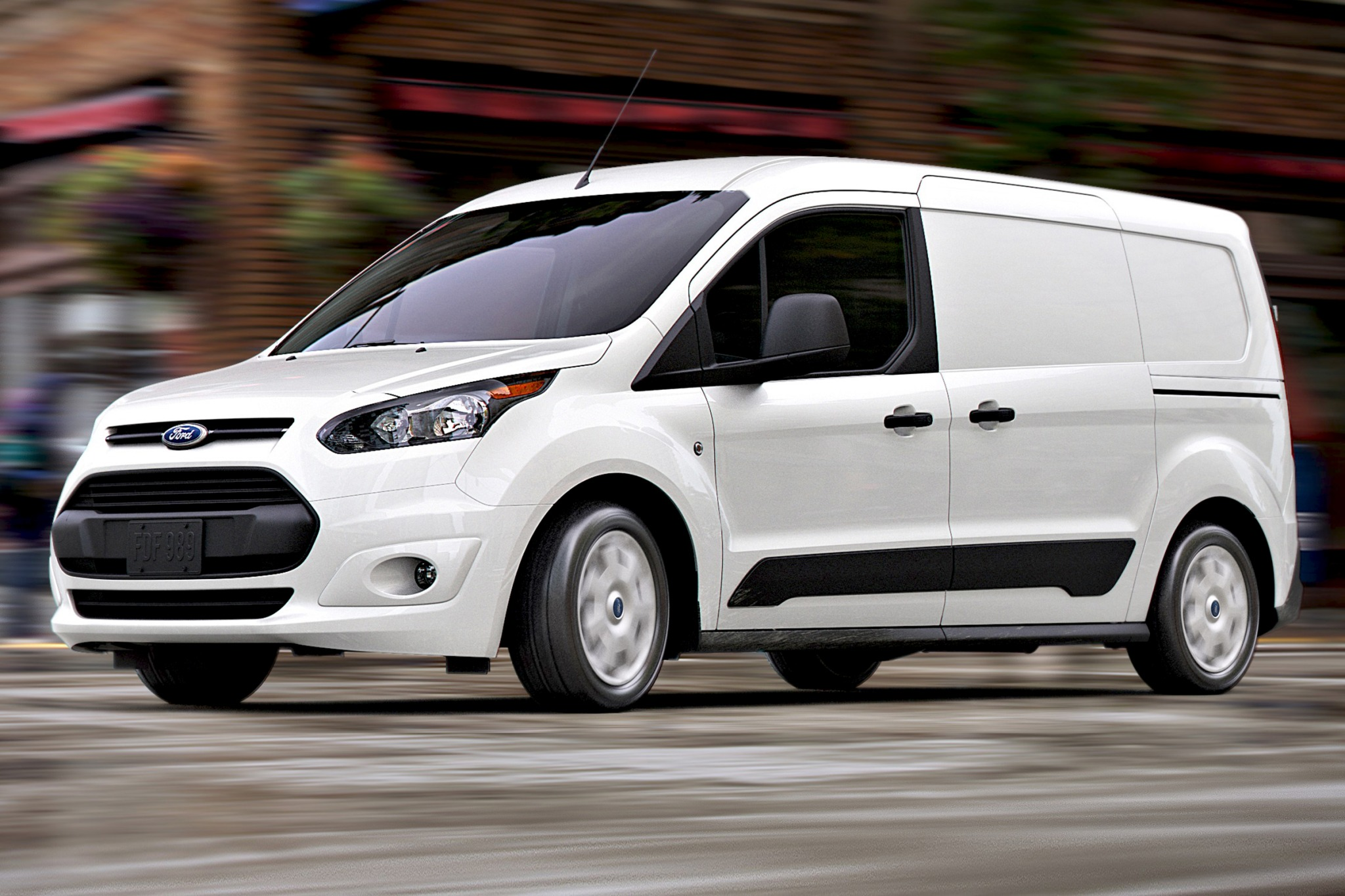 Maintenance Schedule For Ford Transit Connect Openbay