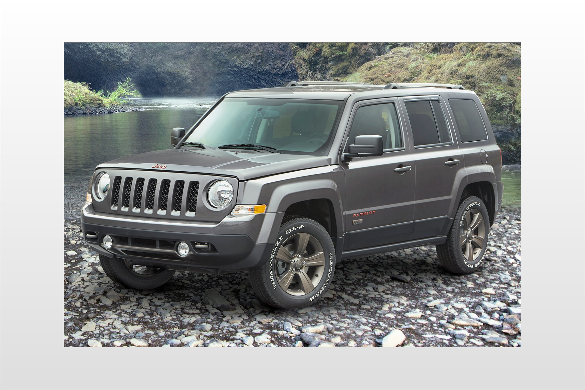 Maintenance Schedule for Jeep Patriot X | Openbay