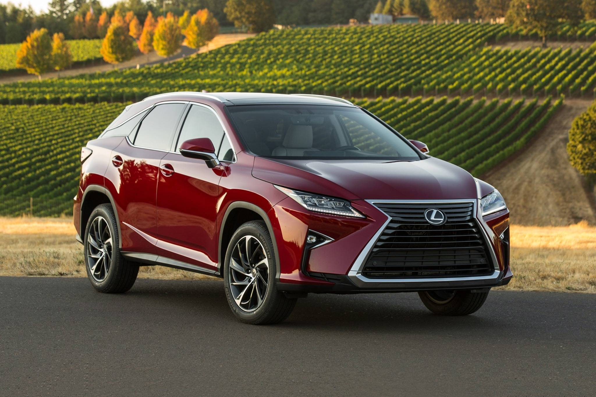 Maintenance Schedule for Lexus RX 350 | Openbay