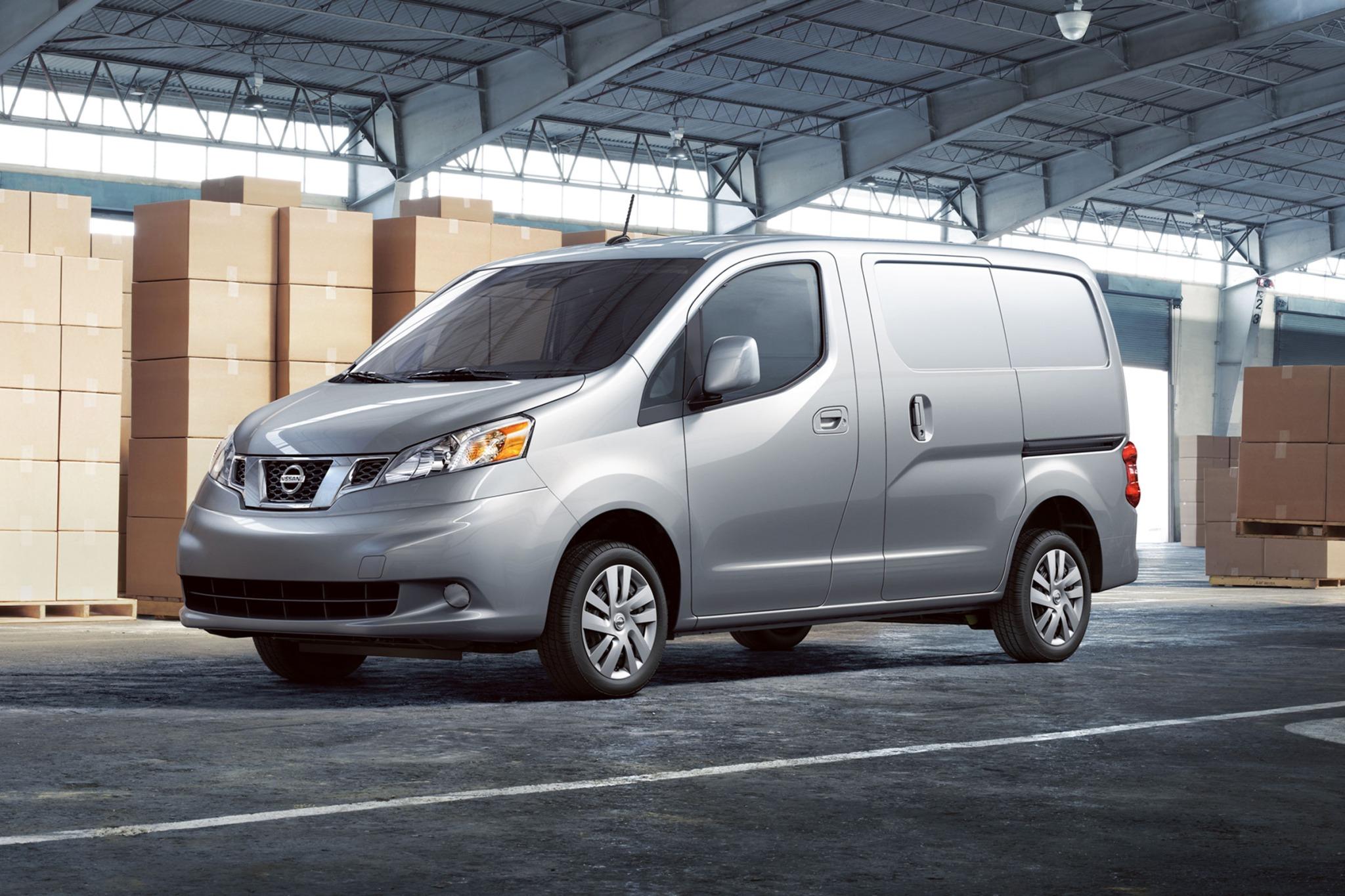 2017 nissan nv200 cargo minivan sv fq oem 1 2048