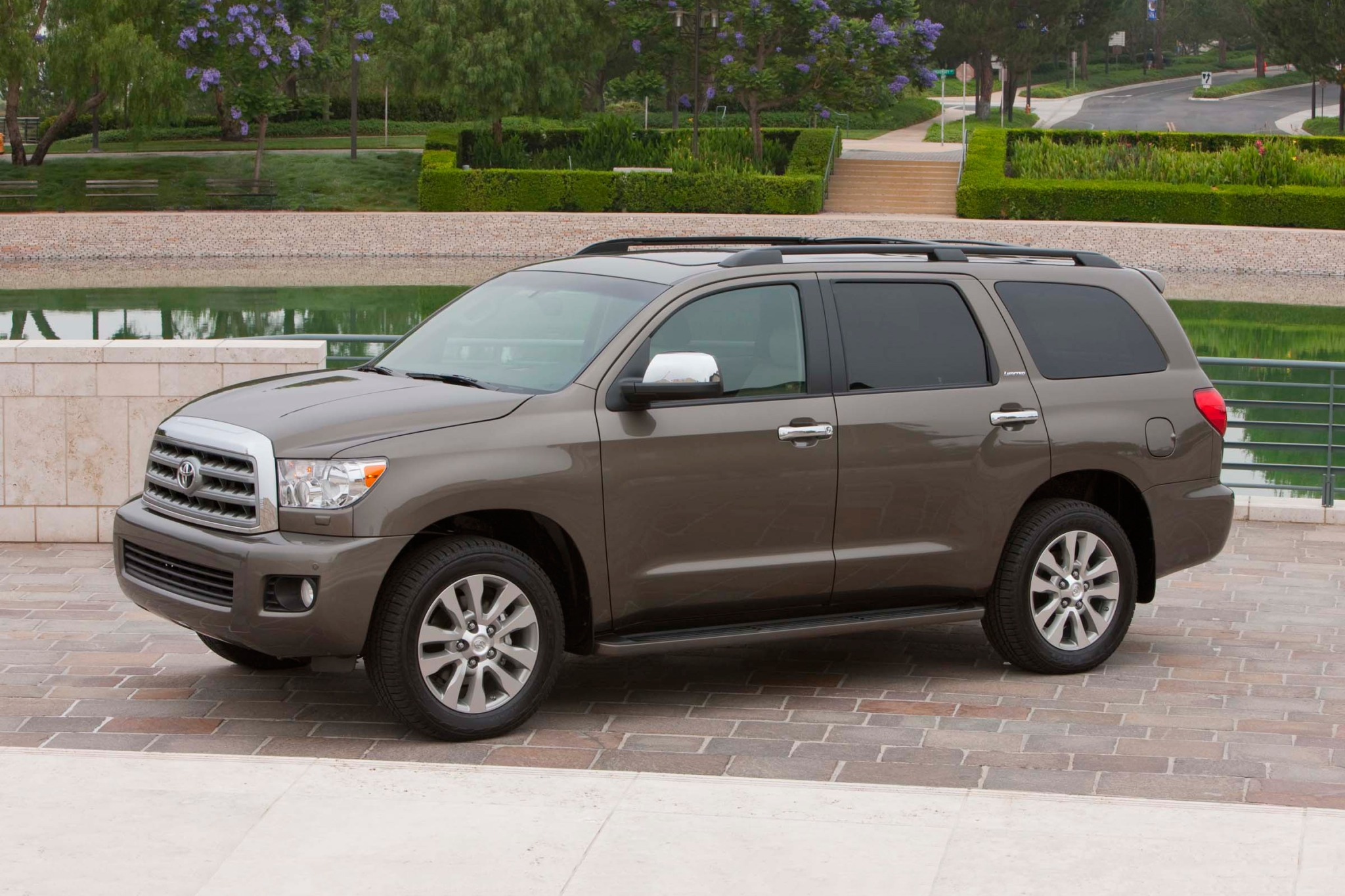 Maintenance Schedule for Toyota Sequoia | Openbay