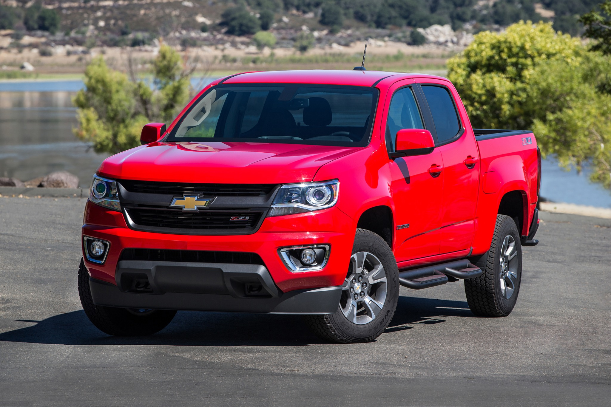 2018 chevrolet colorado crew cab pickup z71 fq oem 1 2048