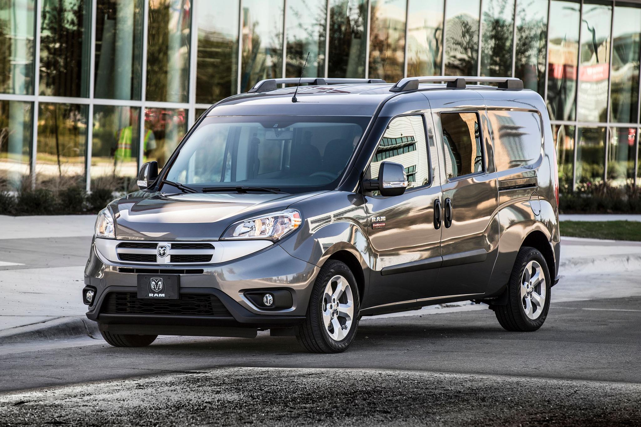2018 ram promaster city passenger minivan wagon slt fq oem 1 2048