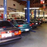 Thumb tango auto repair service tune up oil change