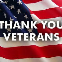 Thumb thank you veterans