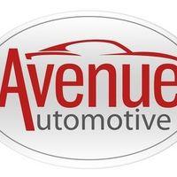 Thumb avenue automotive logo