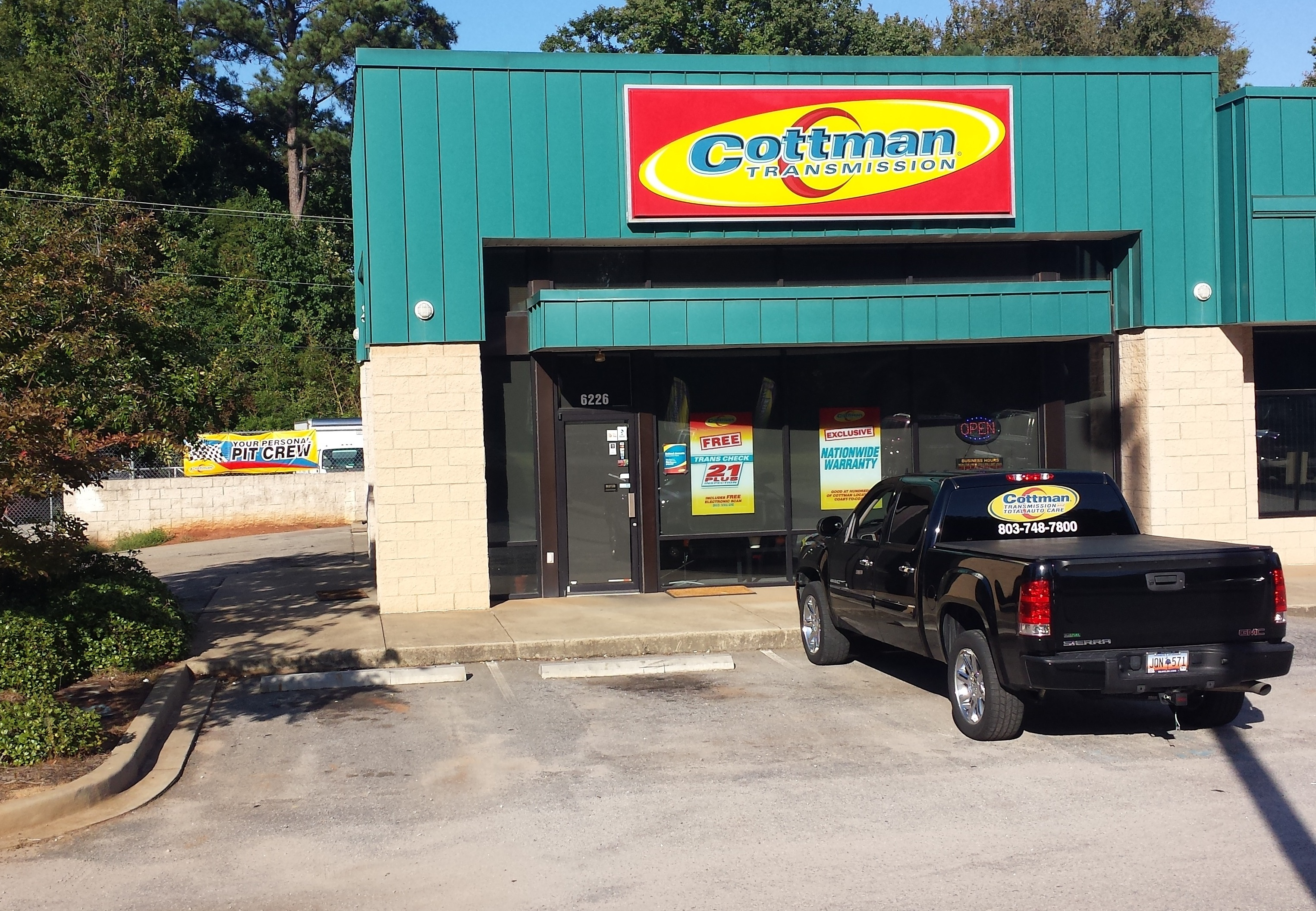 Cottman Transmission And Total Auto Care Of Columbia