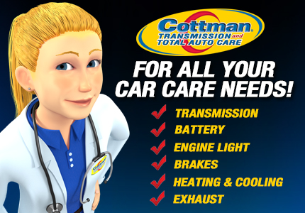 Cottman Transmission And Total Auto Care Of The Woodlands